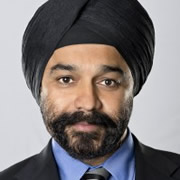 Innovate UK council member Sir Harpal Kumar