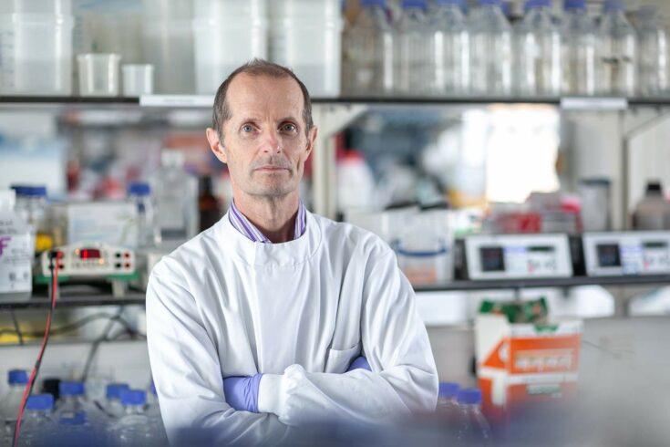 Professor Robin Shattock, Imperial College London