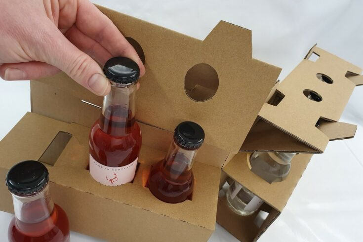Summerhouse Drinks new packaging