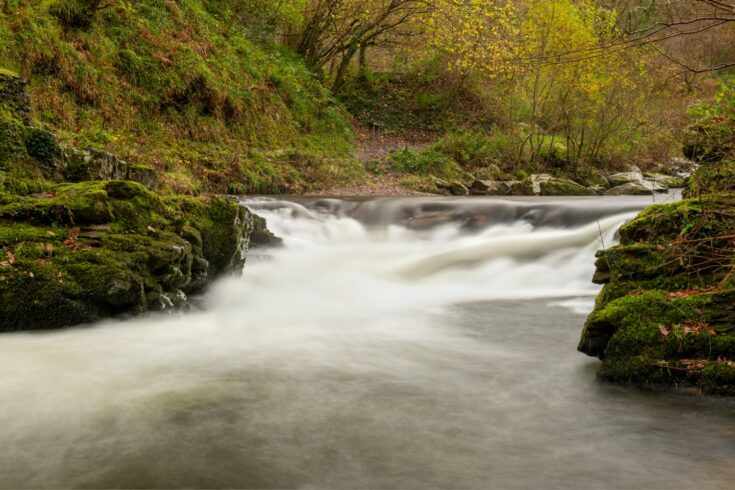 Watersmeet in Exmoor National Park