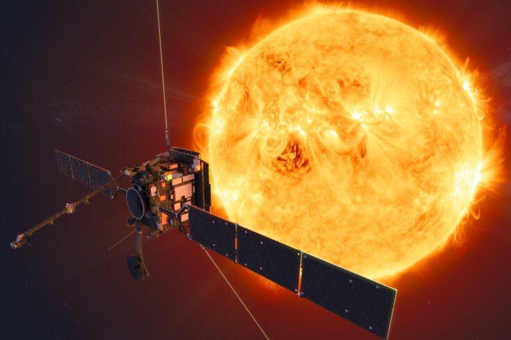 ESA's Solar Orbiter mission