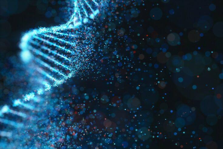 DNA concept art