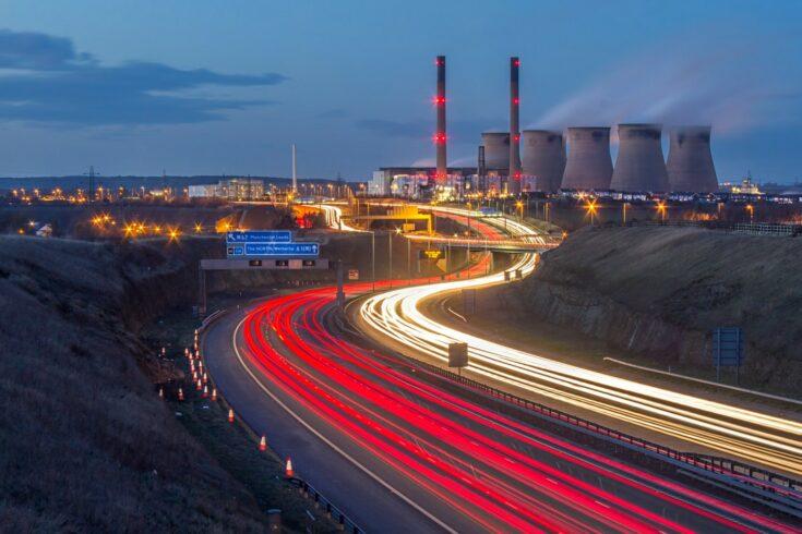 Ferryside Power Station, Yorkshire