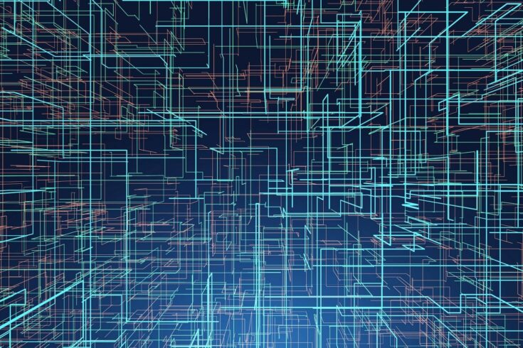 Abstract quantum background